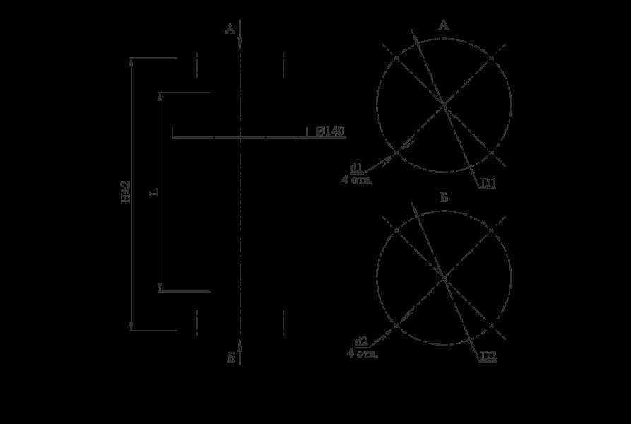 Изоляторы опорные полимерные типа ОСК 20-20-А-2 на напряжение 20 кВ